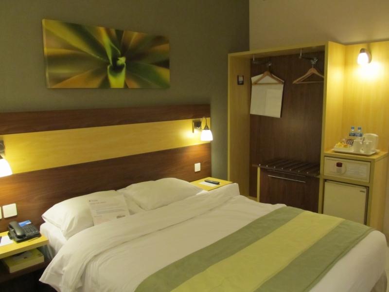 Номер в трьохзірковому міському готелі Citymax Bur Dubai