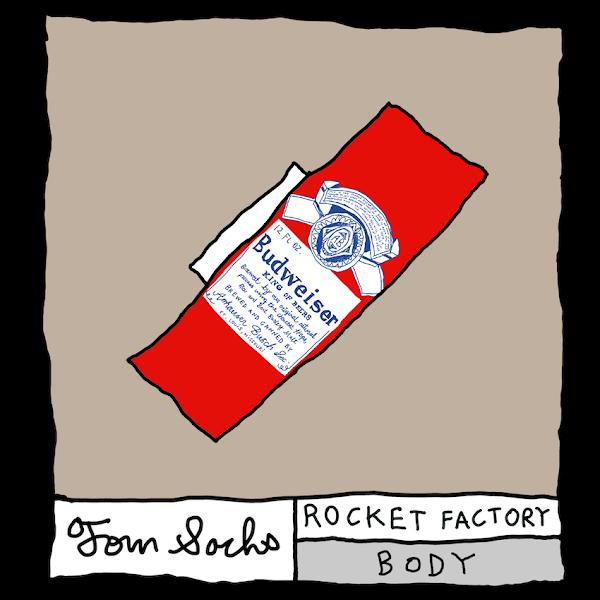 Tom Sachs, Rocket Factory - fusée Budweiser - Ethereum