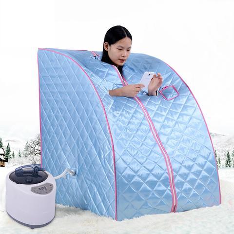 Personal Portable FAR Infrared Steam Sauna At Home