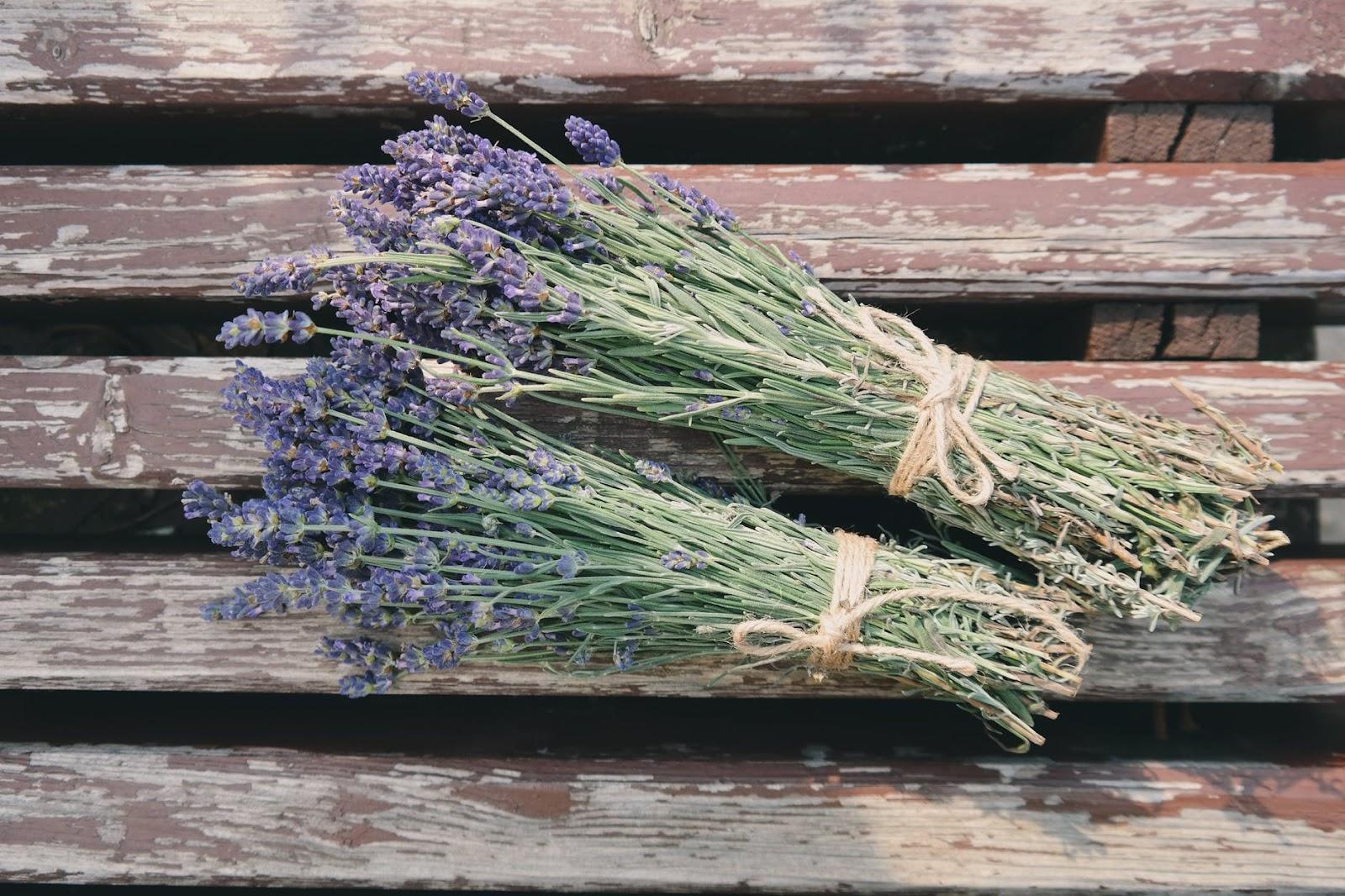 natural remedies for depression lavender