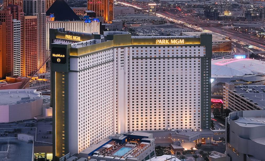 Park MGM Hotel, Las Vegas