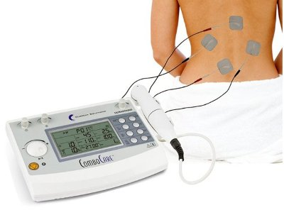 Electrotherapy machines are definitely at the the top the list of necessary physical therapy equipment. E-stim is an effective and univasive modality PT's and home users can benefit from.