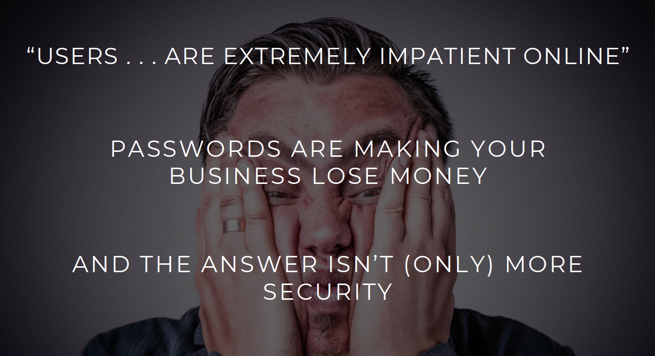 How users feel about passwords