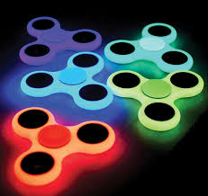 Image result for fidget spinners glow in the dark