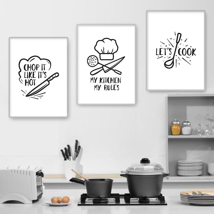 9+ Gorgeous Kitchen Wall Decor Ideas for 9   RoomMagic