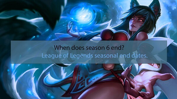 when does season 6 end league of legends
