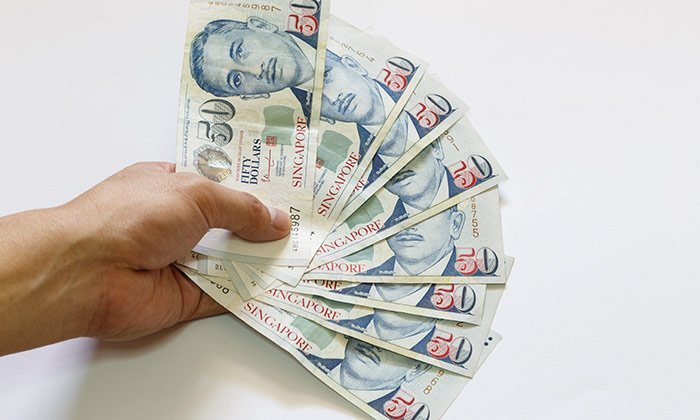 Image result for paying SG money