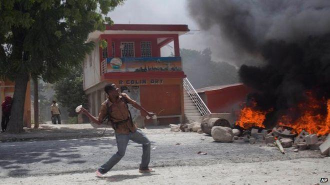 Image result for HAITI  ARISTIDE photo