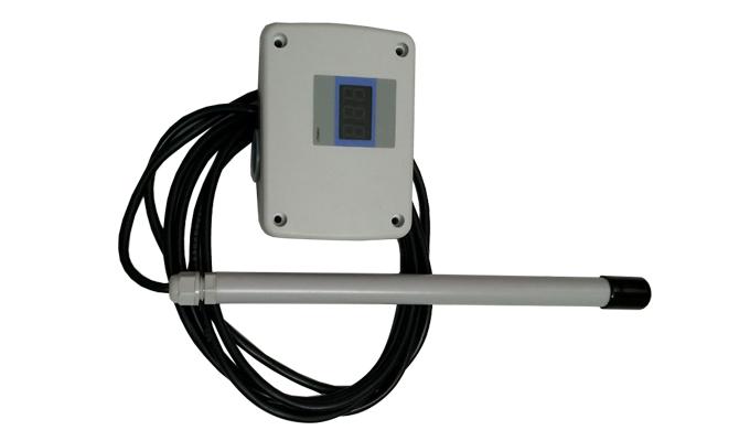 Cảm biến đo lưu lượng gió trong đường ống