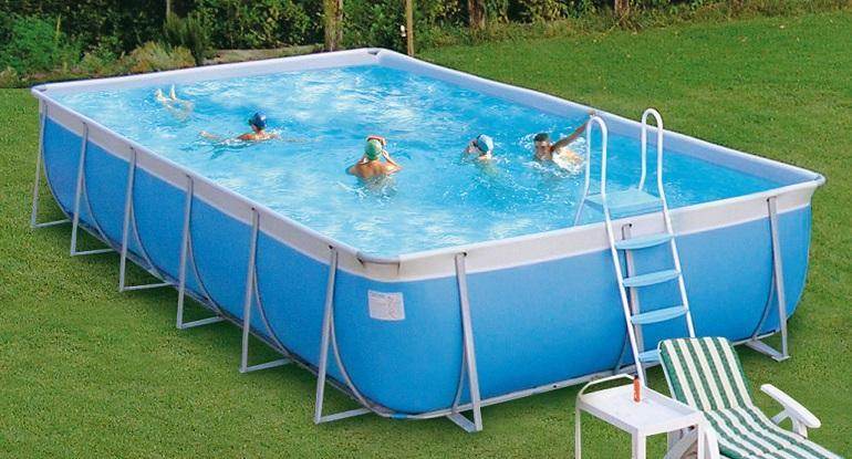 Image result for piscine fuori terra solaire