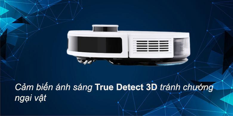 Robot hút bụi lau nhà Ecovacs Deebot N8 Pro | Cảm biến ánh sáng hiện đại