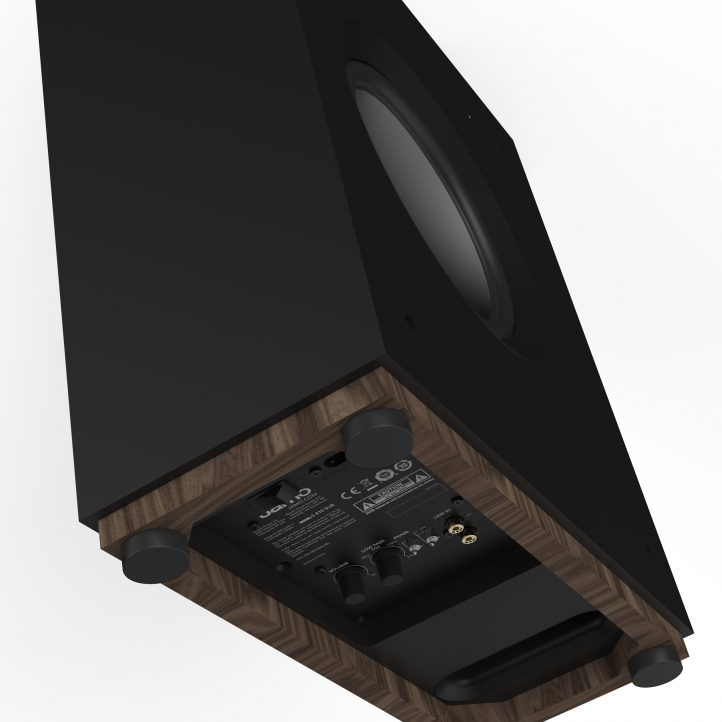 Bộ 5.1 Amply Denon X2600H + Loa Jamo S809 HCS, Sub Jamo S810 - 10