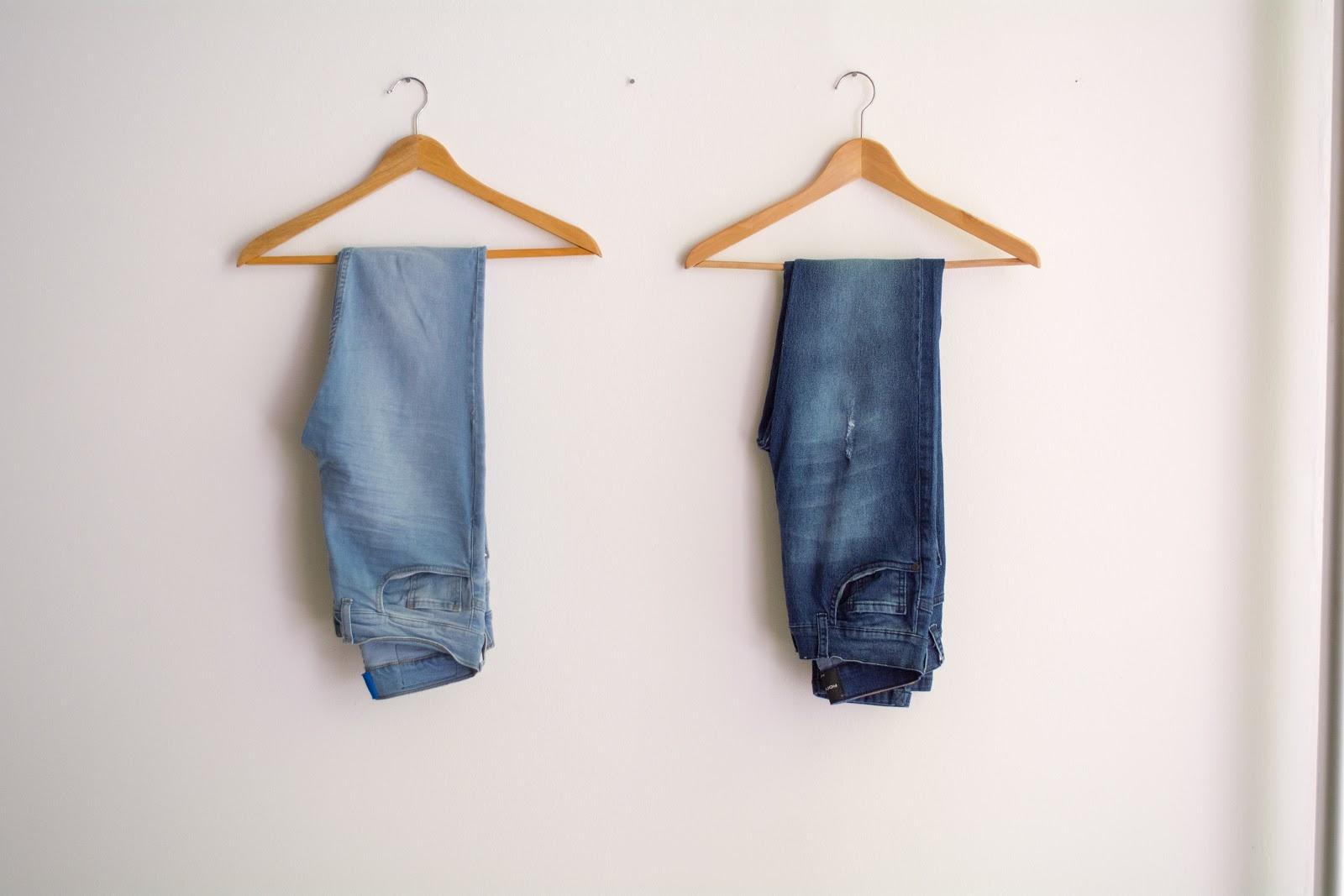 kleuren jeans