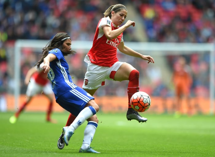 Arsenal 1-0 Chelsea: Women's FA Cup final - as it happened | Football | The Guardian