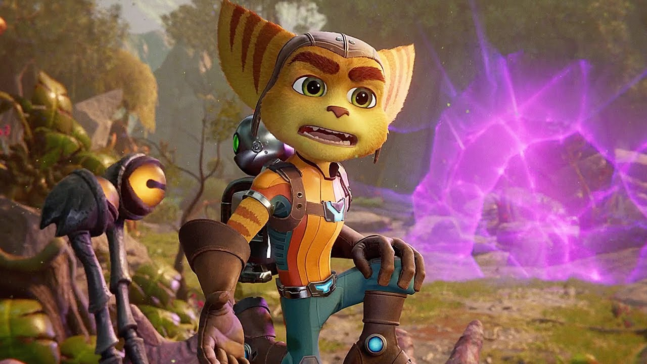 Ratchet and Clank: Rift Apart. (Foto: Reprodução/Youtube/PlayStation)