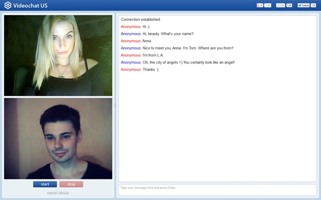 ChatRoulette Alternative RandomSkip com is a free random video chat room we