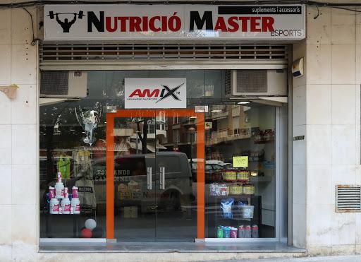 Nutricio Master Esports - Sports Nutrition Store en Cambrils