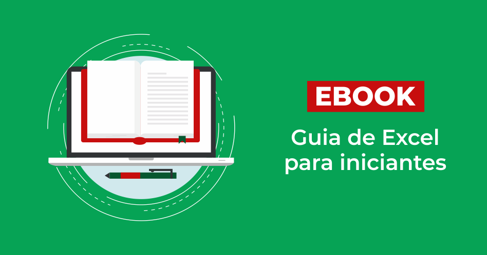 Ebook Guia de Excel para iniciantes