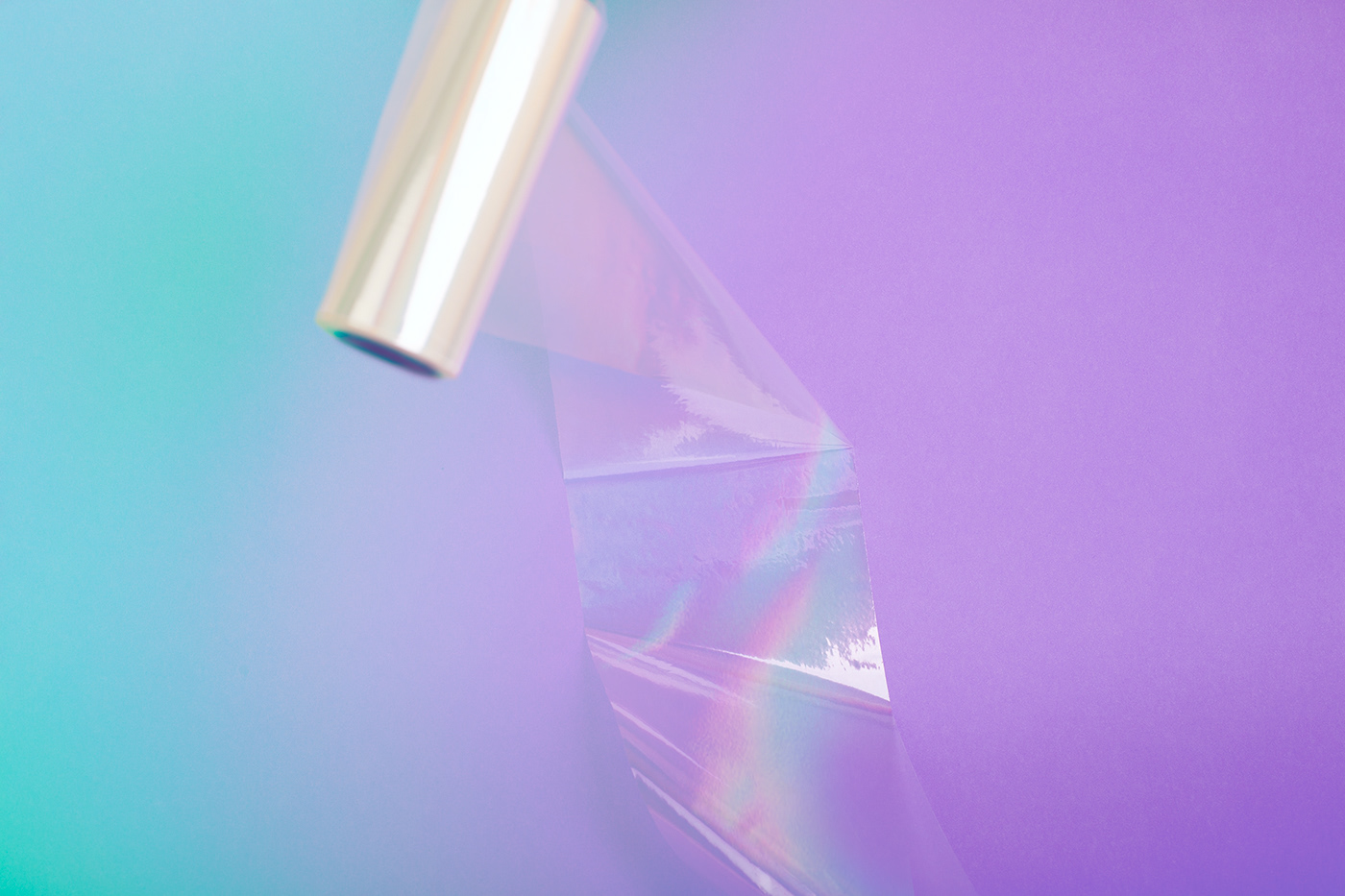 beco   personal branding identity holographic Stationery studio