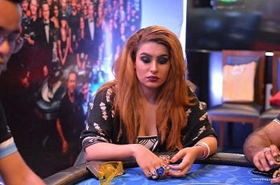 Amrita Sethi - One of the poker queens of India