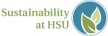 sustainability at HSU