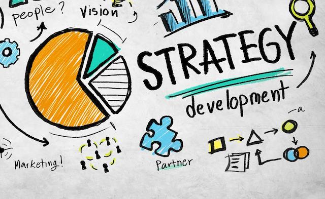 Doanh nghiệp cần xây dựng marketing strategies để thu hút khách hàng