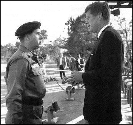Hole 3 - Lieutenant General William Yarborough