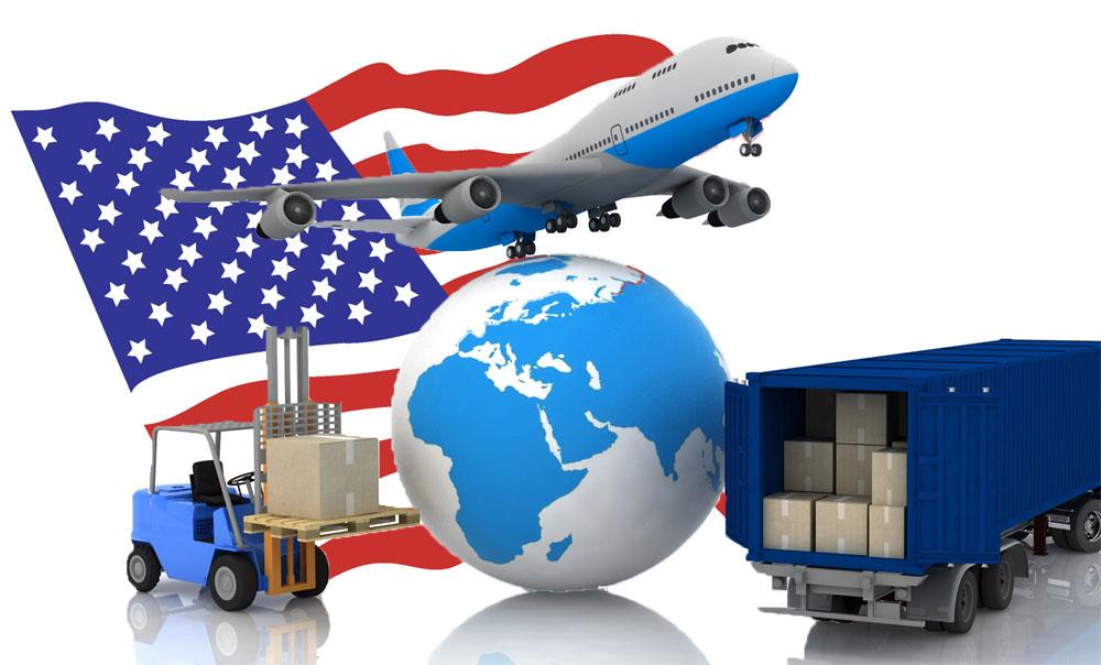 Vận chuyển hàng sang Mỹ giá rẻ