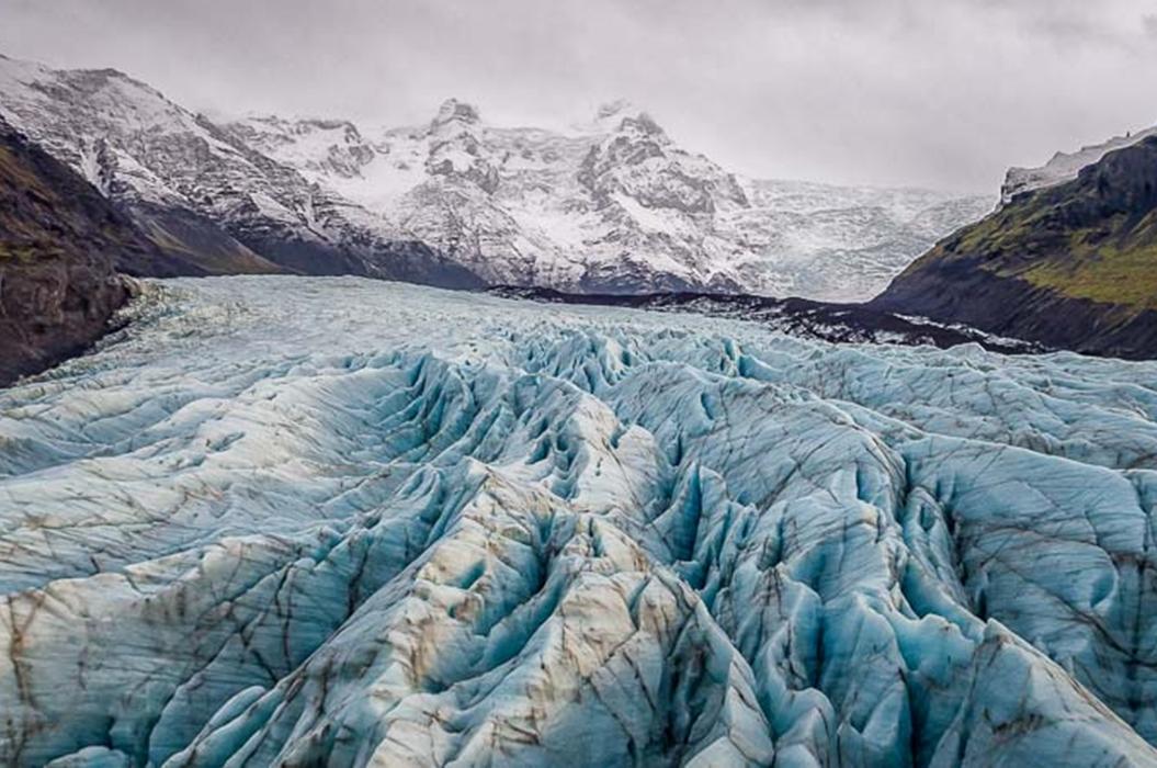 Iceland: Nỗi lo băng tan xóa sổ kỳ quan thế giới - ảnh 1