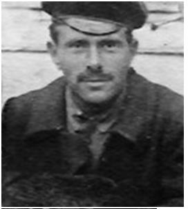 Начальник штабу махновської армії Віктор Білаш