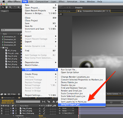 After Effect Importer