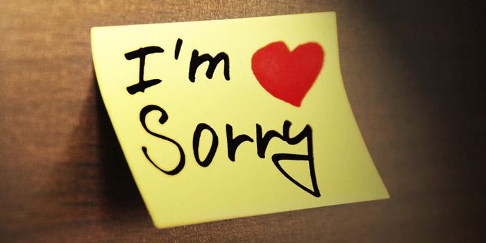 Tony Dzung - Thư xin lỗi khách hàng