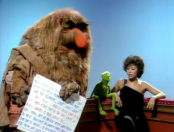 Rita Moreno on 'The Muppet Show'
