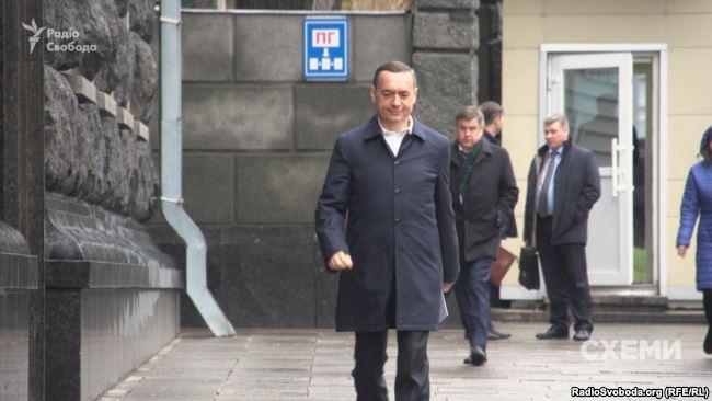 Раніше Микола Мартиненко неохоче спілкувався з журналістами Радіо Свобода