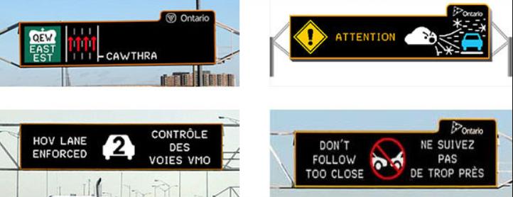 Ontario Digital Signage