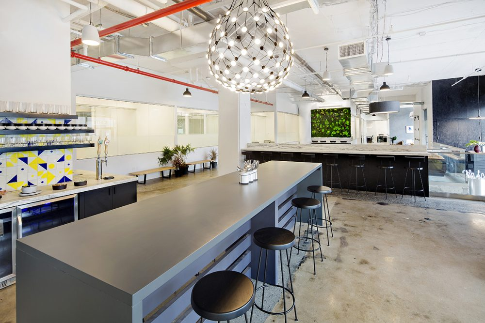 Ignitia Office Coworking space in NYC