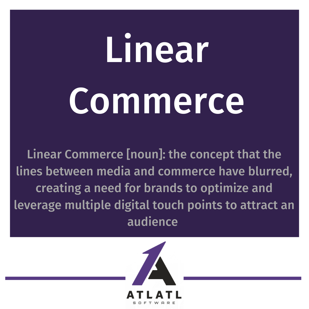What is Linear Commerce?