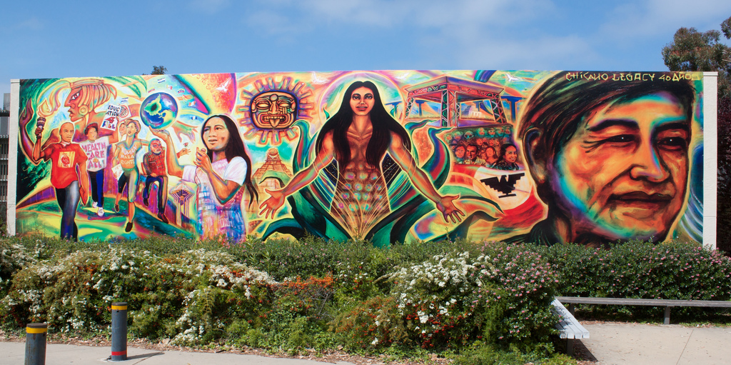 Southwest University El Paso >> Mexican Muralism: Urban Innovation | Panoramas