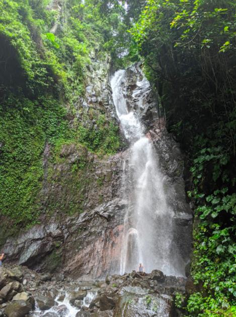Best waterfall in Tabanan