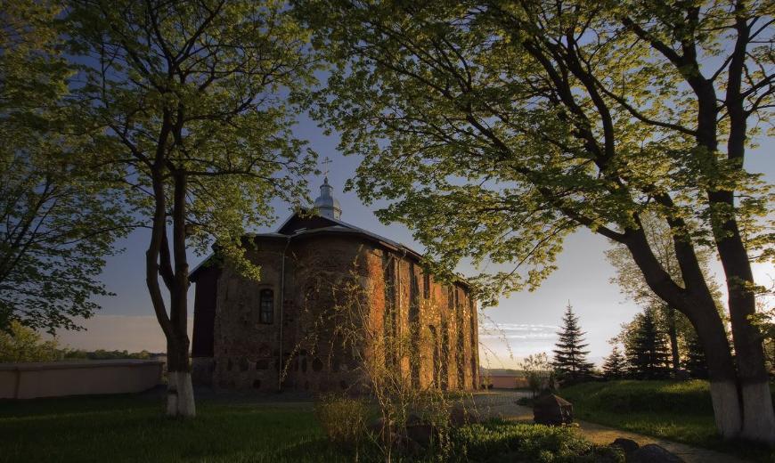 Достопримечательности Беларуси: Коложская церковь