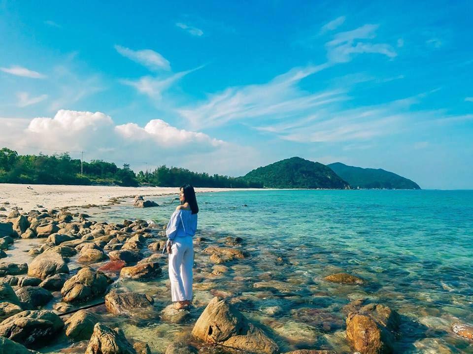 Du lịch biển Minh Châu Quan Lạn