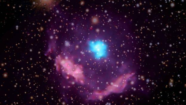 Citra pulsar