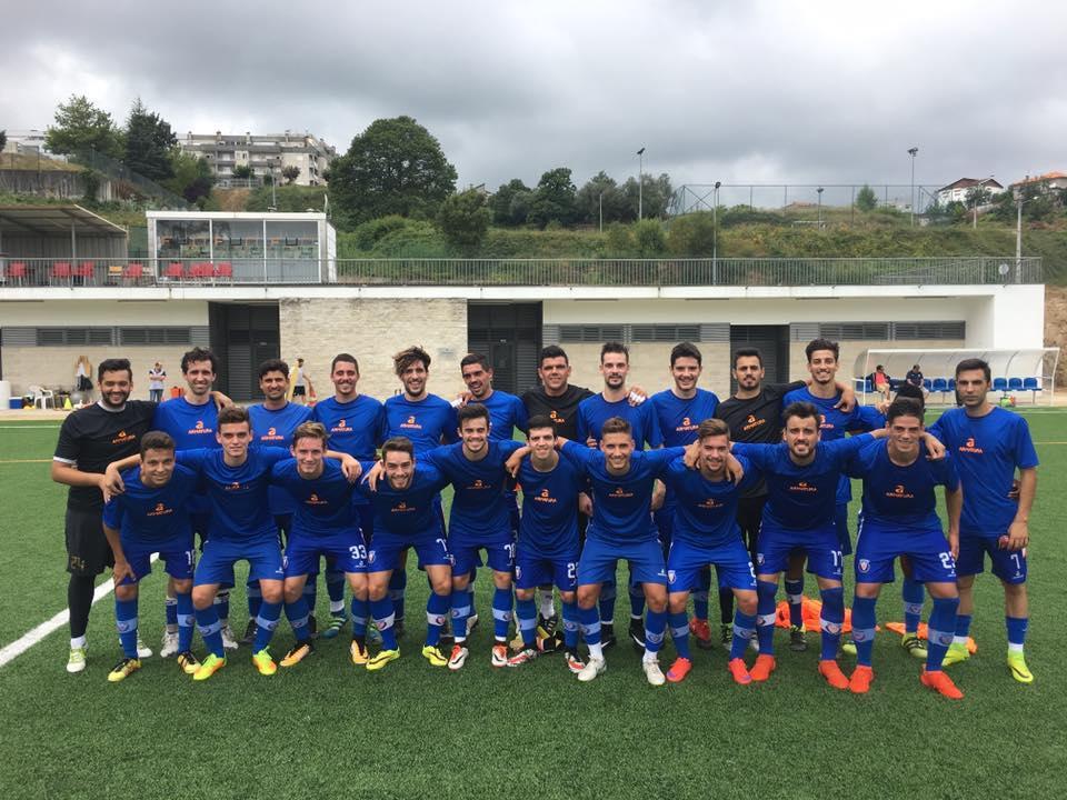 Foto de Futebol Clube da Lixa.