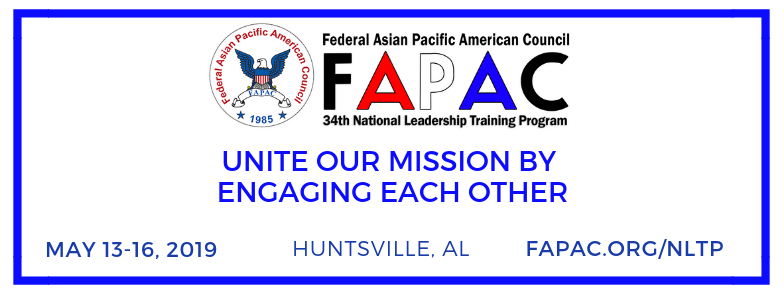 FAPAC 34th National Leadership Training Program header