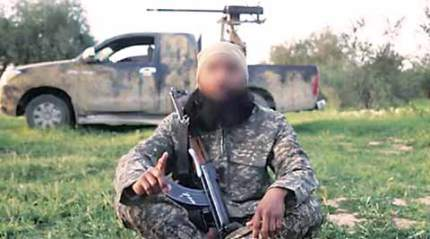 Coming to avenge Babri, Kashmir, Gujarat, Muzaffarnagar: ISIS video