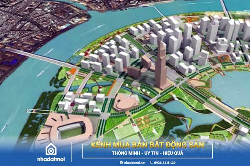 dự án khu đô thị thủ thiêm 2