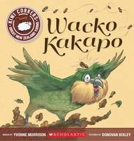 Image result for wacko kakapo