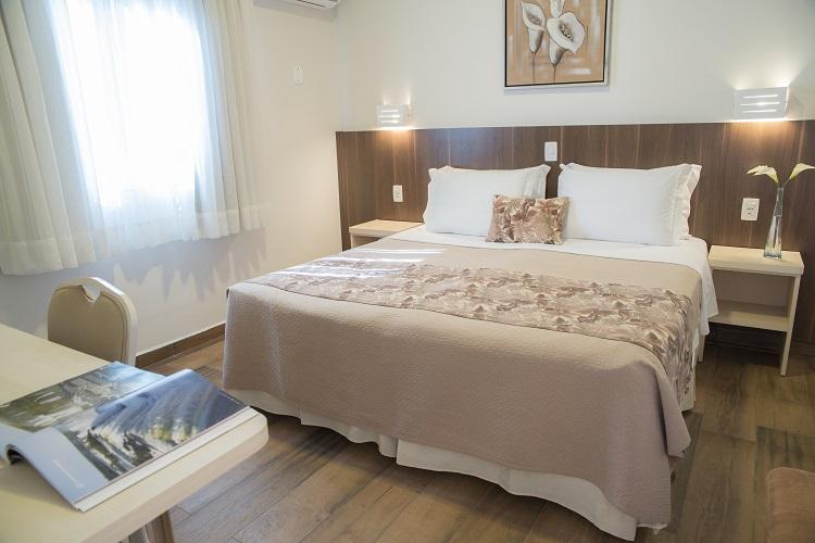 Tarobá Hotel | Quarto | melhores hotéis em Foz do Iguaçu