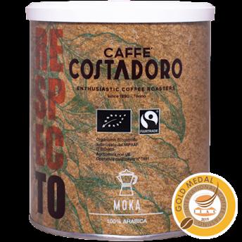 costadoro 義大利國家 IIAC 認證標章   在2019年國際咖啡品嚐協會上獲得金牌    百分百代理商公司貨