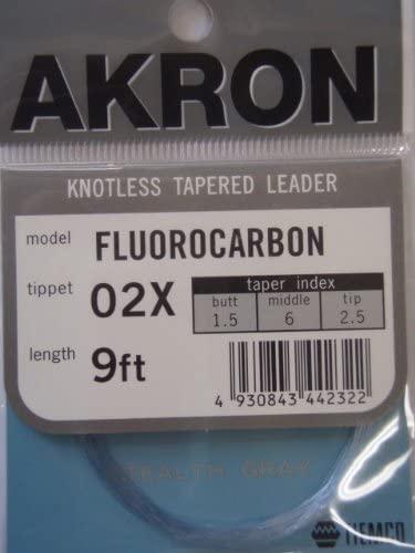 【リーダー】フロロカーボン02X 12フィート